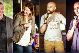 STAND UP Comedy v BAŠTE II